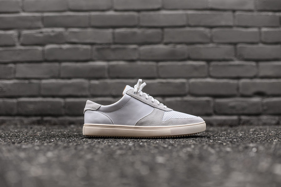 Clae Gregory - White / Grey