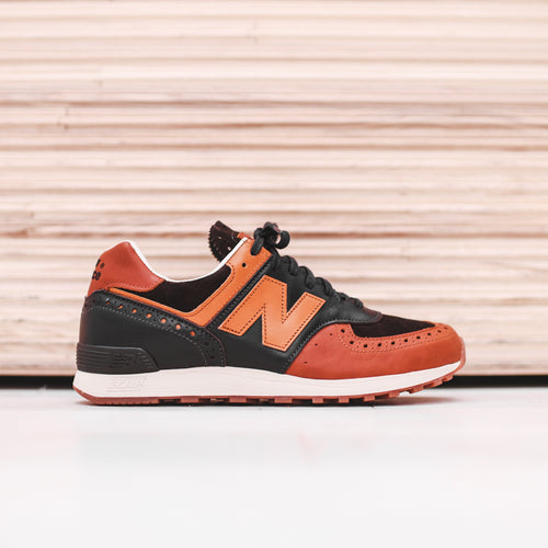 New Balance x Grenson M576GSN - Brown / Tan