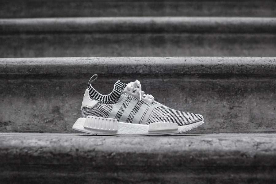 adidas Originals NMD_R1 PK - White / Black