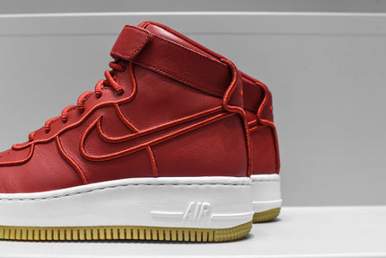 Nike WMNS AF1 Upstep High SI - Red