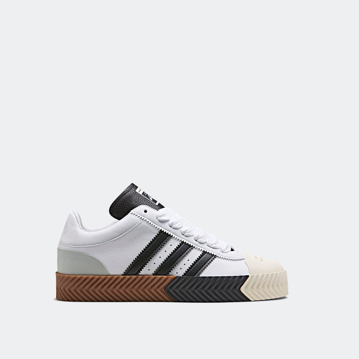 adidas Originals by Alexander Wang Skate Super - White / Core Black / Tech Silver
