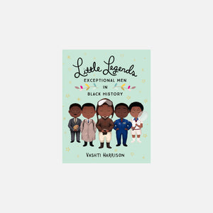 Hachette Little Leaders Exceptional Men in Black History