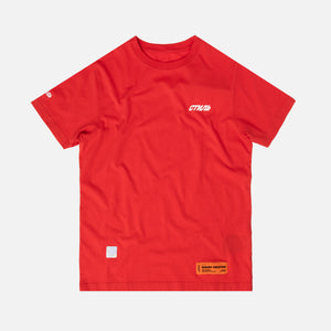 Heron Preston Basic CTNMB Tee - Red