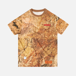 Heron Preston Camo Racing Tee - Camo
