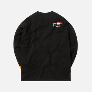 Heron Preston L/S Tee Herons Doves - Black / Multi