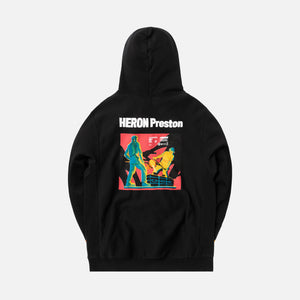 Heron Preston Metal Worker Hoodie - Black