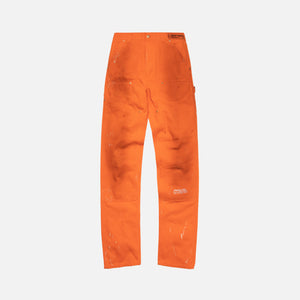 Heron Preston x Carhartt Pants - Orange Crystal