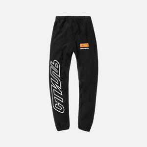 Heron Preston CTNMB Outline Slim Fit Sweatpant - Black
