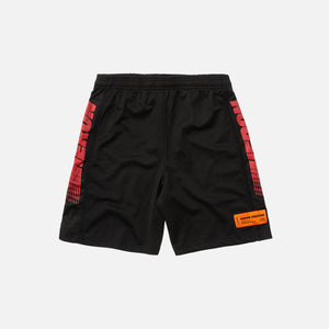 Heron Preston Racing Basket Short - Black