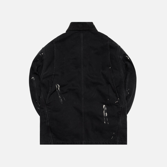 Heron Preston x Carhartt Jacket - Black Crystal