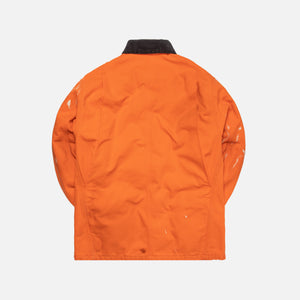 Heron Preston x Carhartt Jacket - Orange Crystal