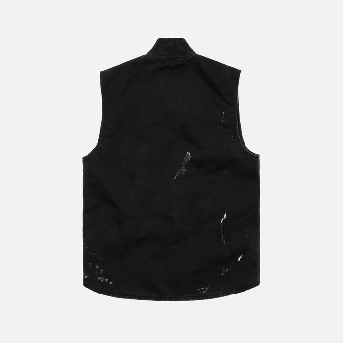 Heron Preston x Carhartt Vest - Black Crystal