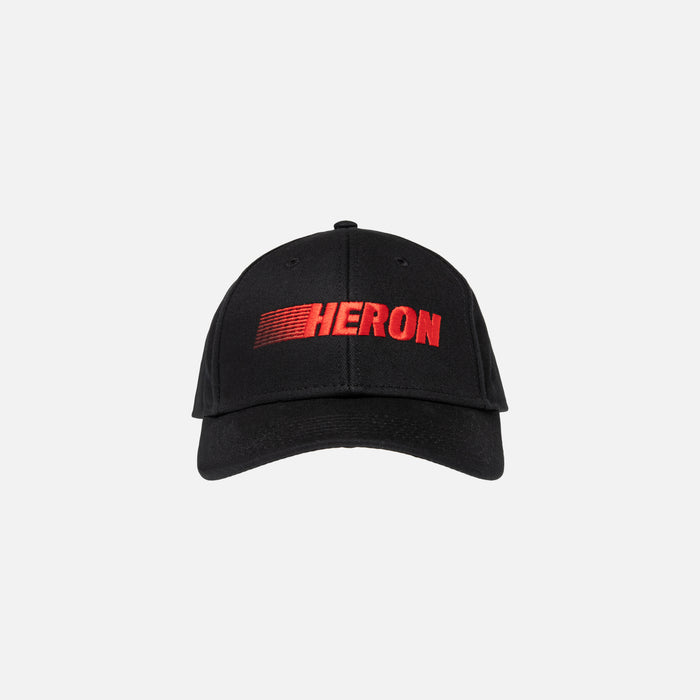 Heron Preston Racing Baseball Cap - Black