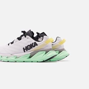 HOKA Elevon 2 - Nimbus Cloud / Green Ash