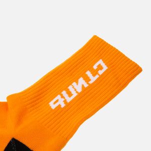 Heron Preston CTNMB Long Socks - Orange