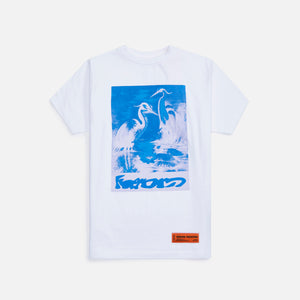 Heron Preston Herton Tee - White / Blue