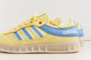adidas x Oyster Handball Top - Yellow / Ash Blue / White