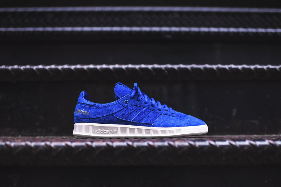 adidas Consortium x Footpatrol x Juice Handball Top - Power Blue