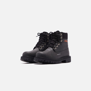 Heron Preston WMNS Recycled LH Ankle Boot - Black Image 3