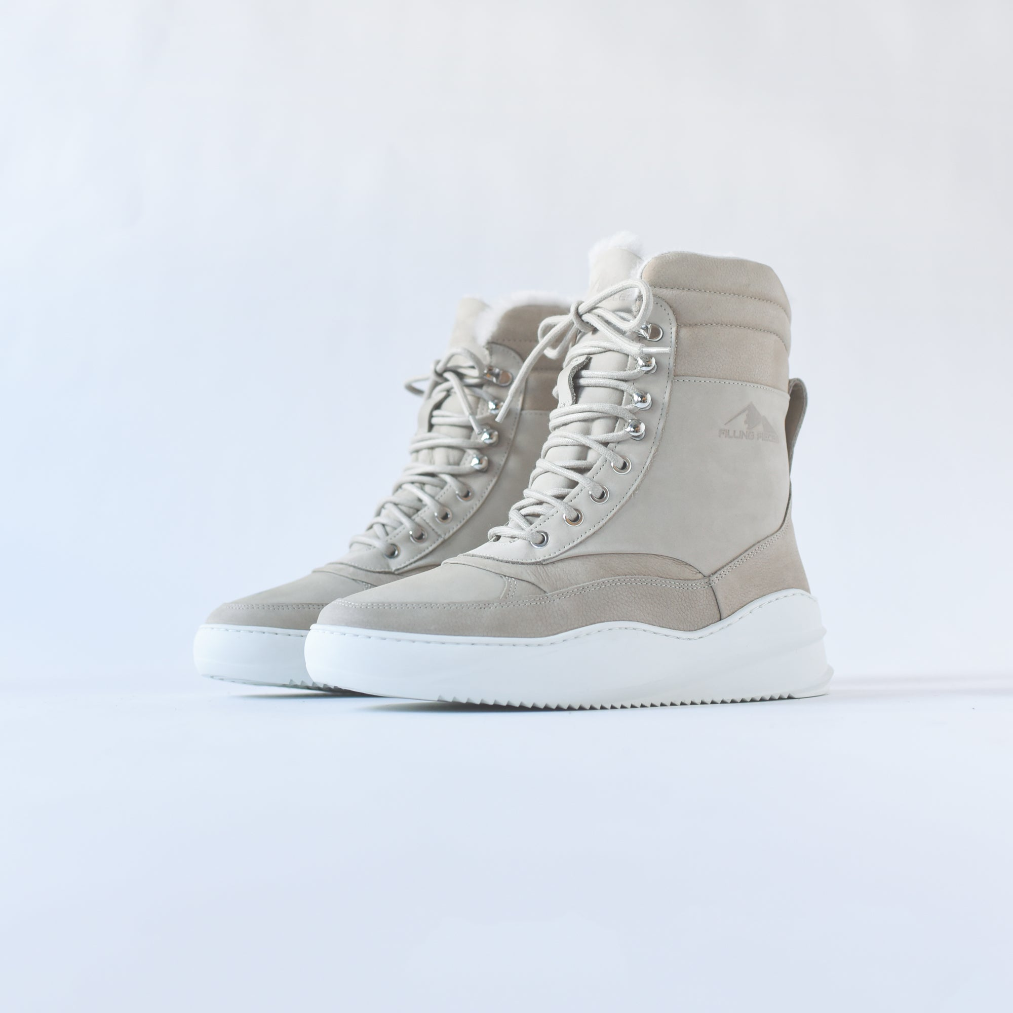 Filling Pieces Tsaatan 2.0 - Beige / White