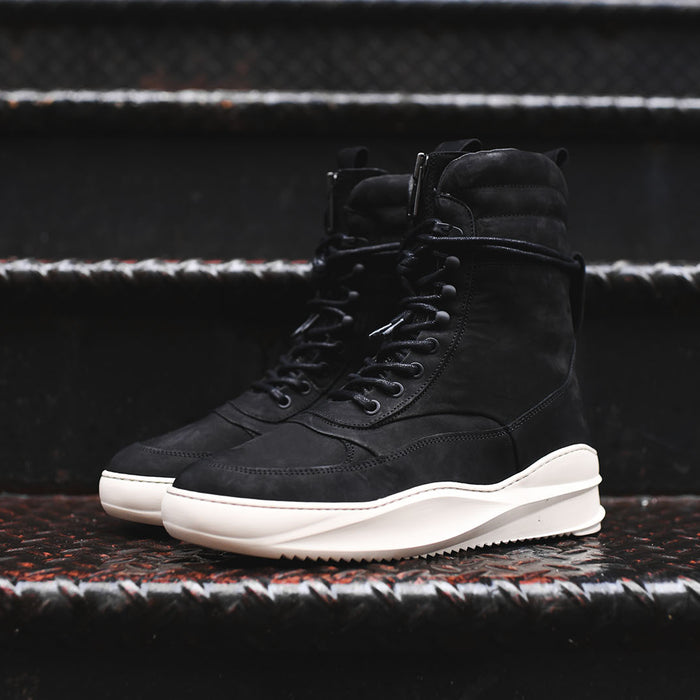Filling Pieces High Field Boot Sky Tsaatan - Black