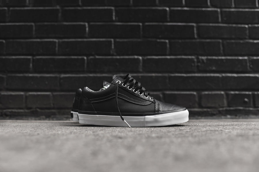 Vans Vault x Highs And Lows Old Skool Zip LX - Black