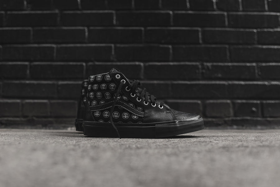 Vans Vault x Highs And Lows Sk8-Hi LX - Black