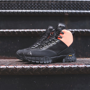 1017 ALYX 9SM Lace Up Hiking Boot - Black