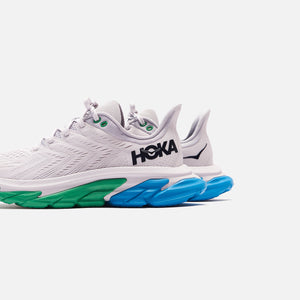 Hoka Clifton Edge - Nimbus Cloud / Greenbriar Image 5
