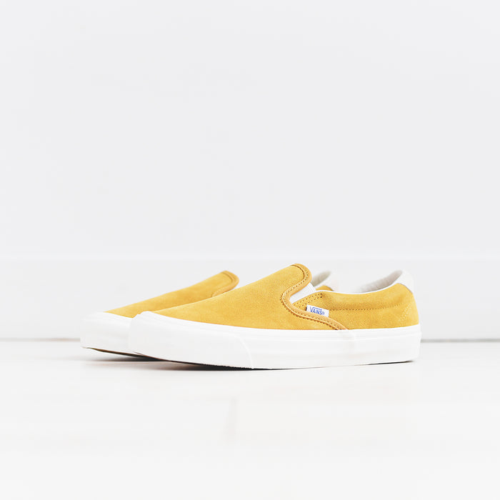 Vans OG Slip-On 59 LX - Honey Mustard