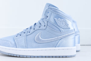 new arrival b4256 00954 Nike WMNS Air Jordan 1 Retro High SOH - Hydrogen Blue ...
