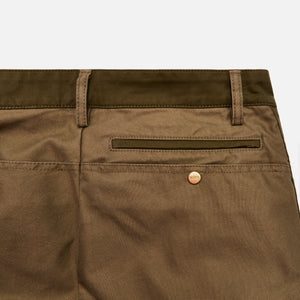 Kith Military Sateen Field Pant - Olive Image 6