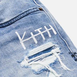 Kith x Ksubi Chitch Stretch - Philly Blue Image 6