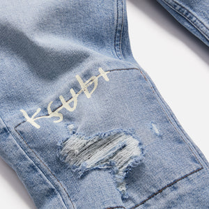 Kith x Ksubi Van Winkle Denim - Washed Out Image 6