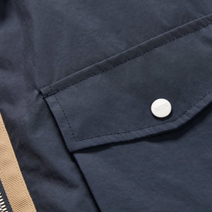 Kith Military Crispy Nylon Work Shirt - Ebony Image 4