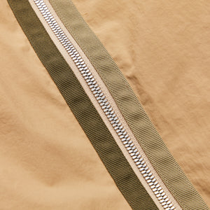 Kith Military Crispy Nylon Work Shirt - Travertine Image 3