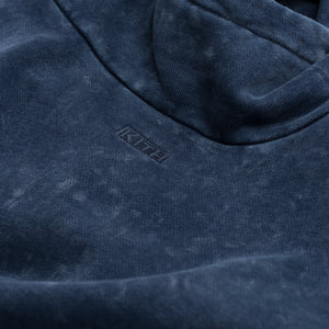 Kith Double Pocket Hoodie - Dark Indigo
