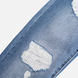 Kith Monroe Destroyed Denim - Stella 2.0 Wash