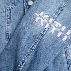Kith Laight Denim Jacket - Hosu 2.0 Wash