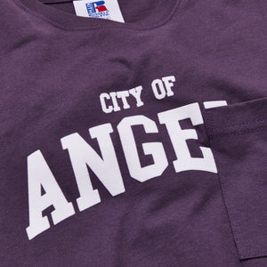Kith x Russell Athletic x Vogue Tee - Los Angeles