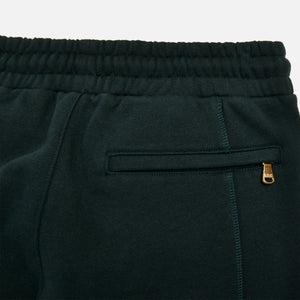 Kith Williams Contrast Sweatpant - Dark Green Image 5