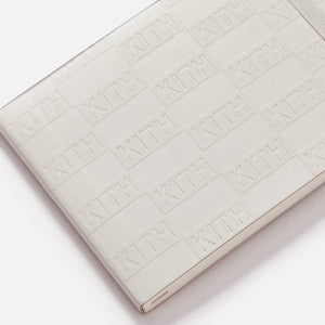 Kith x Moleskine Notebook - Turtledove