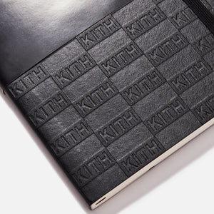 Kith x Moleskine Notebook - Black