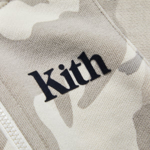 Kith Kids Baby Harper Coverall - Beige Multi