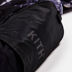 Kith x Nemen Blade Goose Down Jacket - Purple / Brown