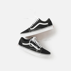 Vans Old Skool - Black / White Image 4