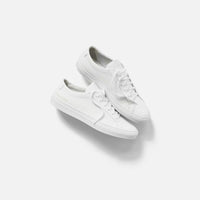 Common Projects WMNS Original Achilles Low - White Thumbnail 2