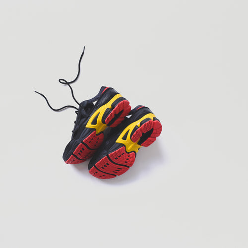 adidas by Raf Simons Replicant Ozweego - Black / Yellow