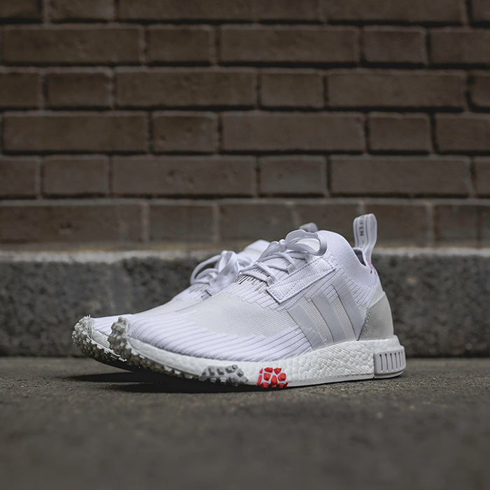 adidas Originals WMNS NMD Racer PK - White / Red