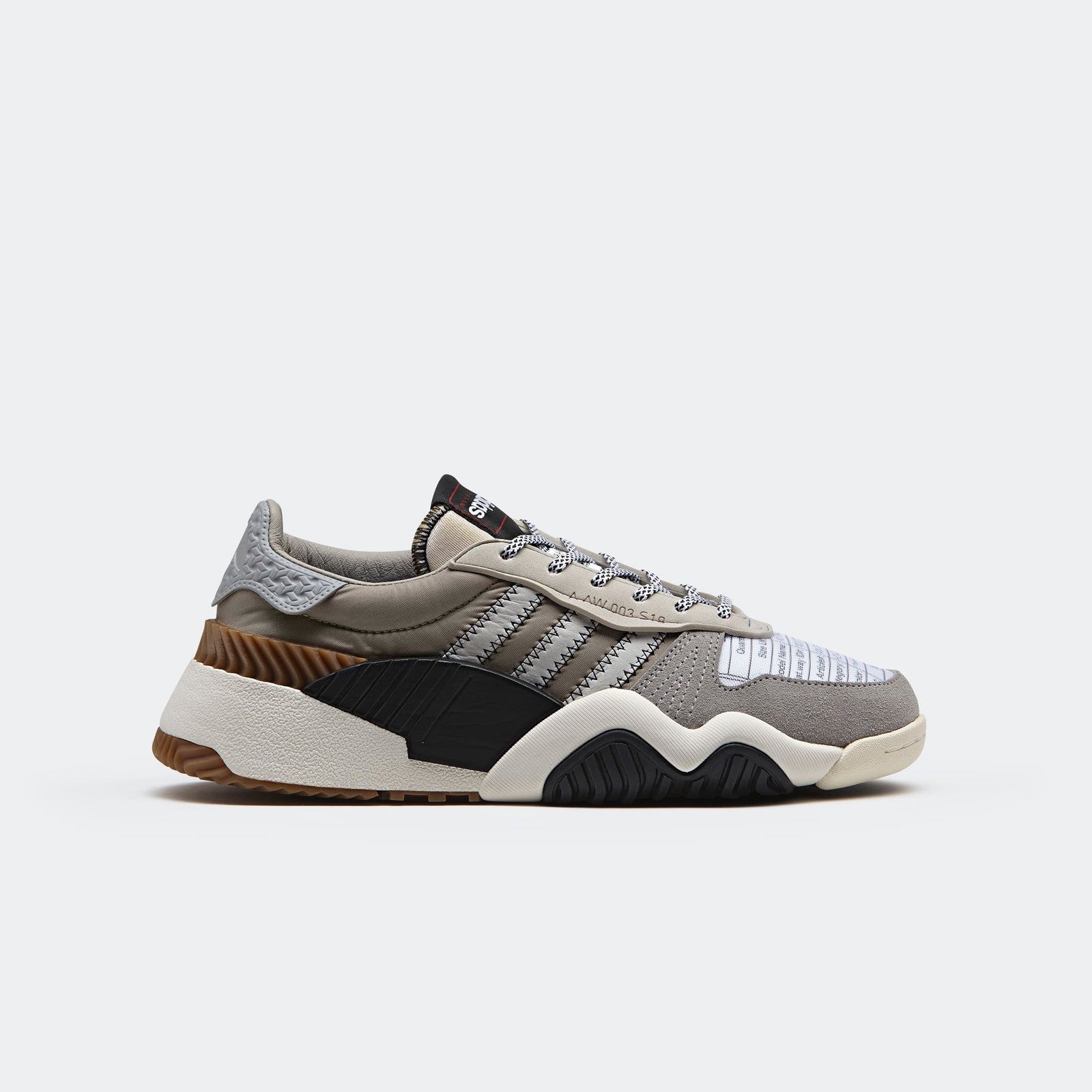 adidas Originals by Alexander Wang Trainer - Light Brown / Core White / Core Black